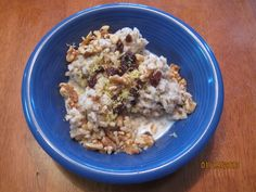 Barley for Breakfast: 3 Great Options for Hot Morning Yum.