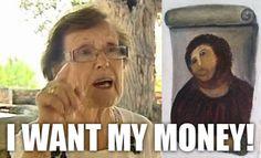Beast Jesus Master wants her $!