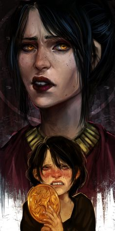 """""""Beauty and love are fleeting and have no meaning. Survival has meaning. Power has meaning. Without those lessons, I would not be here today"""" - Morrigan, Dragon Age"""
