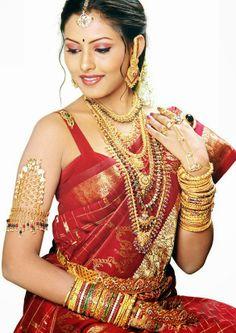 More Wedding Makeup Inspiration @ www.southindianweddings.com