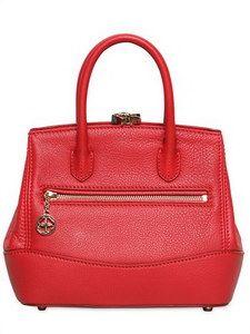 f01cee61dd66 Desmo - Mini Sara Deer Embossed Leather Bag