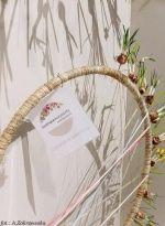 Juz po raz trzeci floryści z Kwitnących Horyzontów aranżują wystawę i pokazują swoje prace. Fot. Agnieszka Zakrzewska