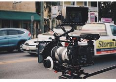 Excellent Panasonic GH4 rig here by @vancraftedstudios by film.rev
