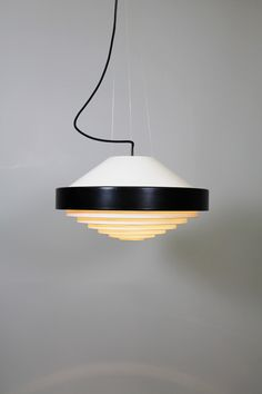 Ceiling Lamp by Bruno Gatta, Stilnovo Italy 1958 | www.1stdibs.com