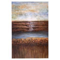 Waterfront Canvas Print at Joss and Main