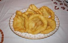 Filhoses (simples) - Sobremesas de Portugal