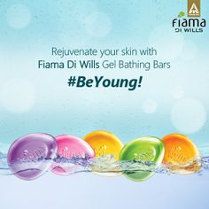Awaken your skin with a luxurious bathing experience with Fiama Di Wills Gel Bathing Bar. Which one is your favourite? #BeYoung