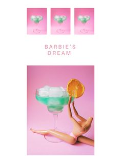 "Check out my @Behance project: ""Barbie's Dream"" https://www.behance.net/gallery/50071225/Barbies-Dream"