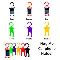 Hug Me Cellphone Holder RP 45.000