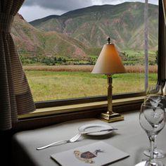 Hiram Bingham Train | Machu Picchu