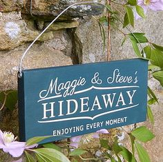 Personalised Engraved Wood Sign by Winning Works, the perfect gift for Explore more unique gifts in our curated marketplace. Engraved Wood Signs, Wooden Signs, Unique Presents, Unique Gifts, Peg Hooks, New Home Gifts, Special Birthday, Personalized Wedding Gifts, Teacher Gifts