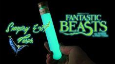 Swooping Evil Venom : DIY Movie Prop : DIY Potion Bottle : Fantastic Bea...