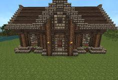 minecraft cozy houses cottage shops buildings building creations