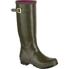 Joules Women's Field Welly Gloss Rain Boot >> Discover this special product, click the image : Boots Shoes