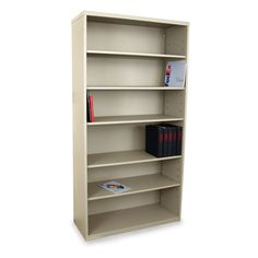 "Mailroom Heavy Duty 80"" H Six Shelf Shelving Unit"