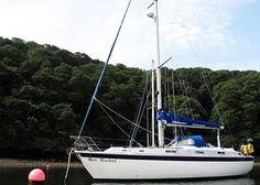 Charter sailing yacht Westerly Corsail Mk II, 3 cabins, 6+2 berths.