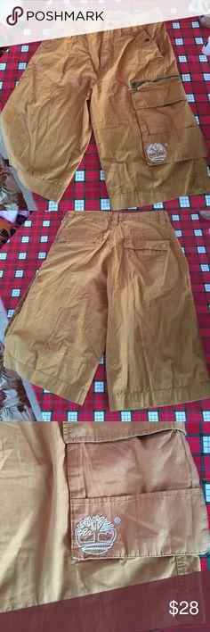 Timberland short Nice shorts size 34 Timberland Shorts Cargo