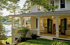 One of my favorites: Whitten Architects: New England Home and Maine Cottage Design Architects |