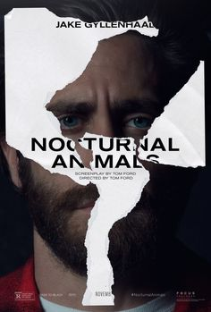 Nocturnal Animals (2016) Character Poster