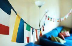 Eurovision: Easy Peasy Flag Bunting