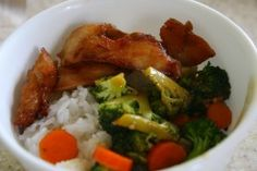 Mongolian Barbecue Stir-Fry Recipe Chicken or Beef