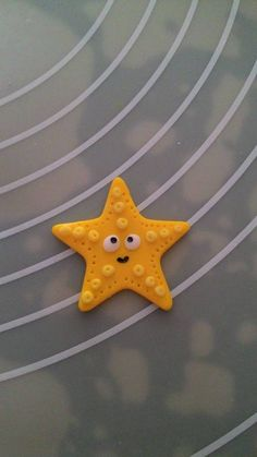 How to make a (cute) starfish topper (Under the Sea Theme) - CakesDecor