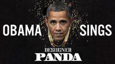 "Watch Barack Obama Rap ""Panda"""