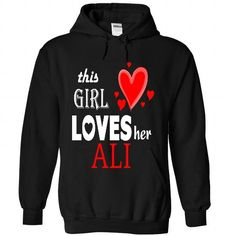 Your Husband Or Boyfriends Is ALI And You Love Him #sunfrogshirt