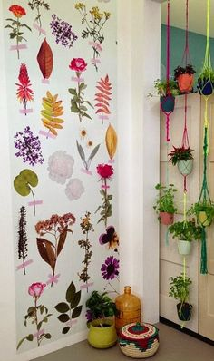 Ideas para Decorar con Plantas y Elementos Recuperados