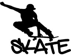 Bildergebnis für skater Silhouette Art, Silhouette Cameo Projects, E Skate, Action Painting, Scan And Cut, Cricut Explore Air, Stencil Art, Little Monsters, Boy Birthday Parties
