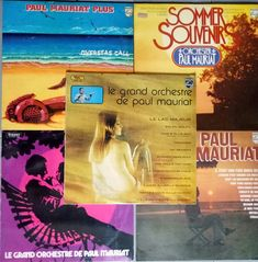 Broadway, Cover, Vinyls, Orchestra, Slipcovers