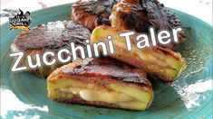 Zucchini-Taler am Grill - Rezept von Let's Bbq And Grill Zucchini, Chili, Bbq, Grilling, Let It Be, Meat, Food, Youtube, Cheese Recipes