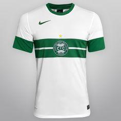 Camisa Nike Coritiba I 2013 s/nº - Coritiba Store