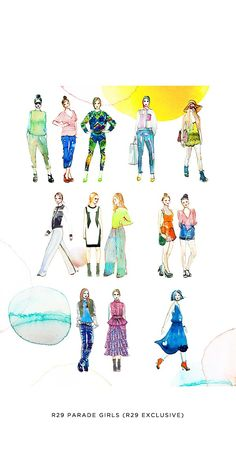 Refinery29 Shops: Samantha Hahn-Grouped Product-Limited Edition Print - Living