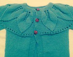 Ravelry: Foglie su legaccio - Leaves of Garter Stitch by Barbara Ajroldi
