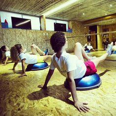 #BOSU #strength #workout #fitness #balance Bosu Workout, Workout Routines, Workout Fitness, Health Fitness, Ball Workouts, Fit Board Workouts, Bosu Ball, Strength Workout, Boot Camp