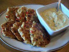 Mommy's Menu: Chicken Cakes
