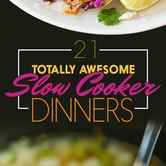 21 Delicious Slow Cooker Dinners That Totally Saved Our Asses in 2015