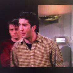 Joey giggles