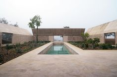 Villa Além, by Valerio Olgiati.