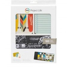 Project Life Boys Rule Kit packaging