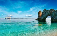 Skiathos island, Lalaria beach