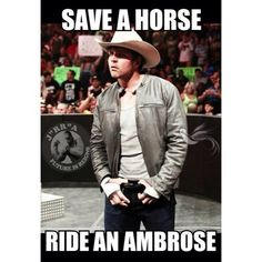 With the SummerSlam main event set and ready to go, WWE has taken the last two weeks to dedicate extra time to matches lower on the car. Wrestling Memes, Wrestling Stars, Jonathan Lee, Wwe Dean Ambrose, Wwe Funny, Best Wrestlers, The Shield Wwe, Wwe Tna, Seth Rollins