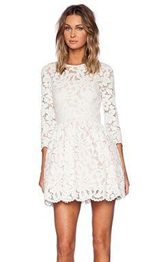 Vincent Lace Dress