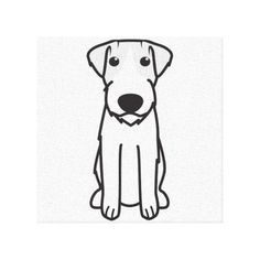 Decorate your walls with Dog canvas prints from Zazzle! Choose from thousands of great wrapped canvas to beautify your home or office. Stretched Canvas Prints, Canvas Art Prints, Cartoon Dog, Russell Terrier, Terrier Dogs, Wrapped Canvas, Concept Art, Snoopy, Characters