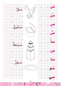 Letters In Arabic, Arabic Alphabet For Kids, Learning Arabic, Worksheets, Classroom, Blog, Write In Arabic, Arabic Alphabet Letters, Arabic Language