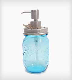 Ball Blue Mason Jar Dispenser