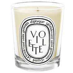 Buy Diptyque Violette Scented Candle, 190g Online at johnlewis.com