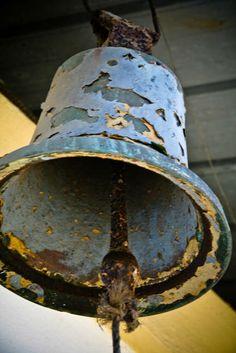 Church Bell by Chris Rivait Framed Wall Art, Wall Art Prints, Water Under The Bridge, Love Bells, Temple Bells, Bell Art, Ring My Bell, Ding Dong, Fenton Glass