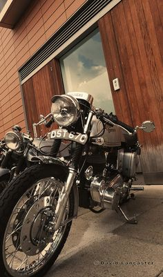 Tribute Run to Father Graham Hullett and the roots of British two-wheel Revivalism | CB750Cafe.com